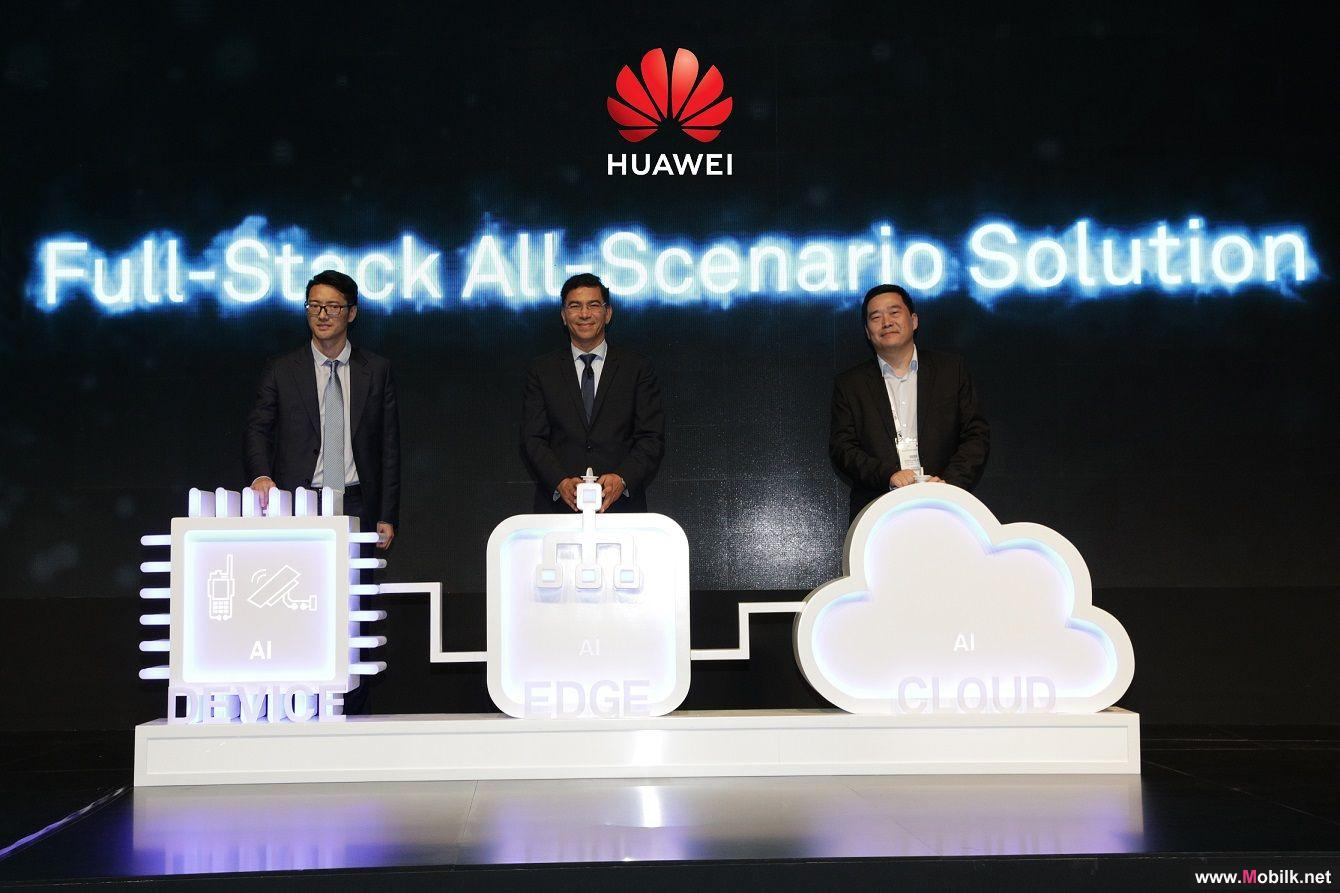 Huawei hosts Innovation Day to discuss AI strategies and upcoming opportunities