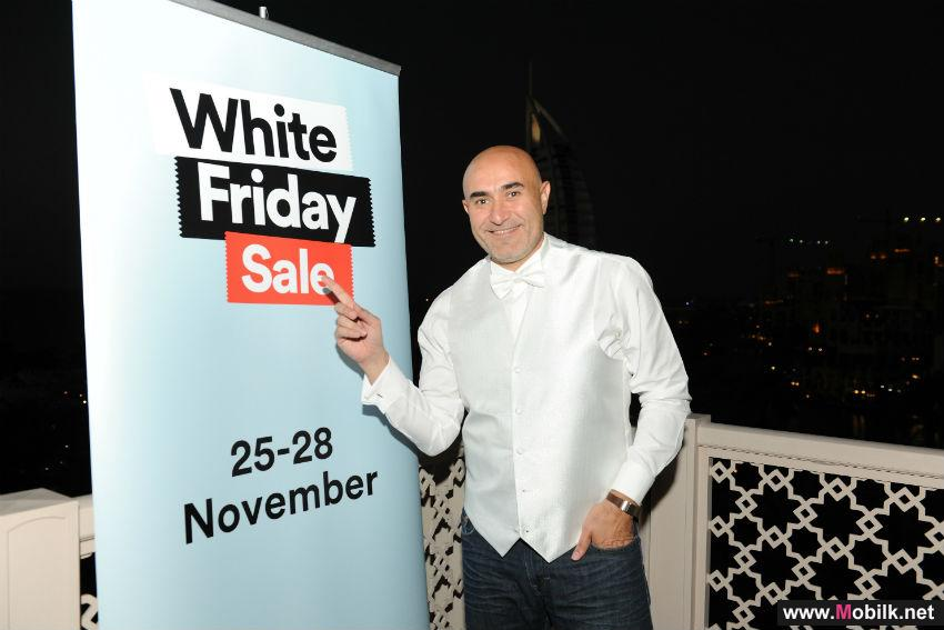 Souq.com set to recreate history with White Friday 2015