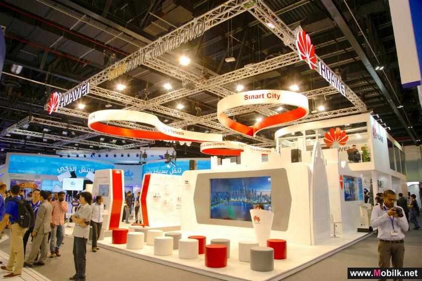 Huawei to Power More Agile Business Services in the Middle East