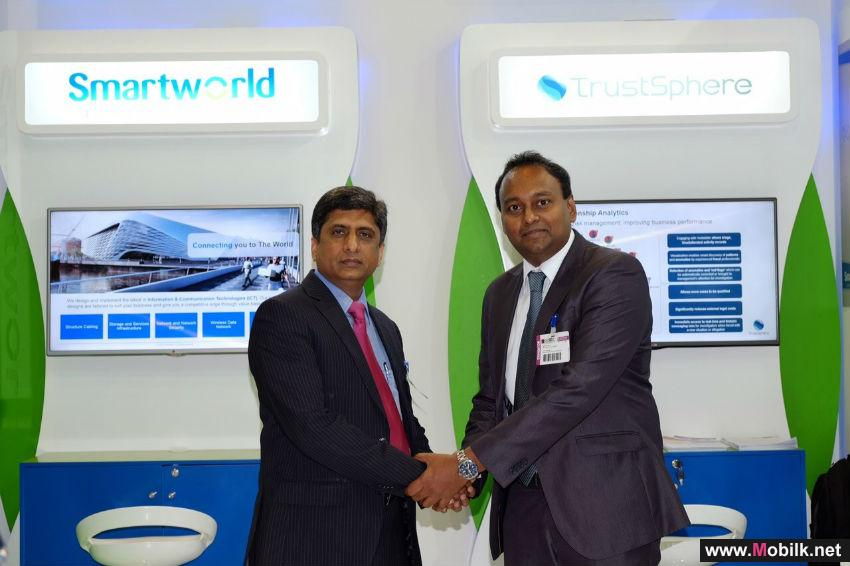 Smartworld Partners with TrustSphere to Bring Next Generation 'Relationship Analytics' Solutions in the Middle East