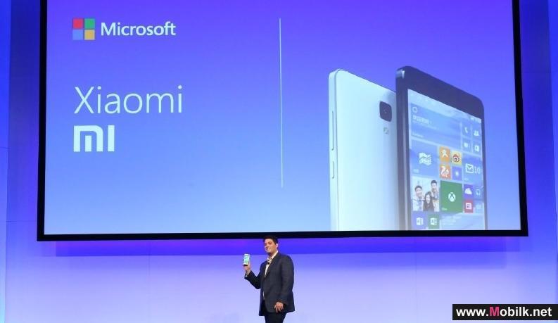 مايكروسوفت تبيع 1500 براءة اختراع لشاومي
