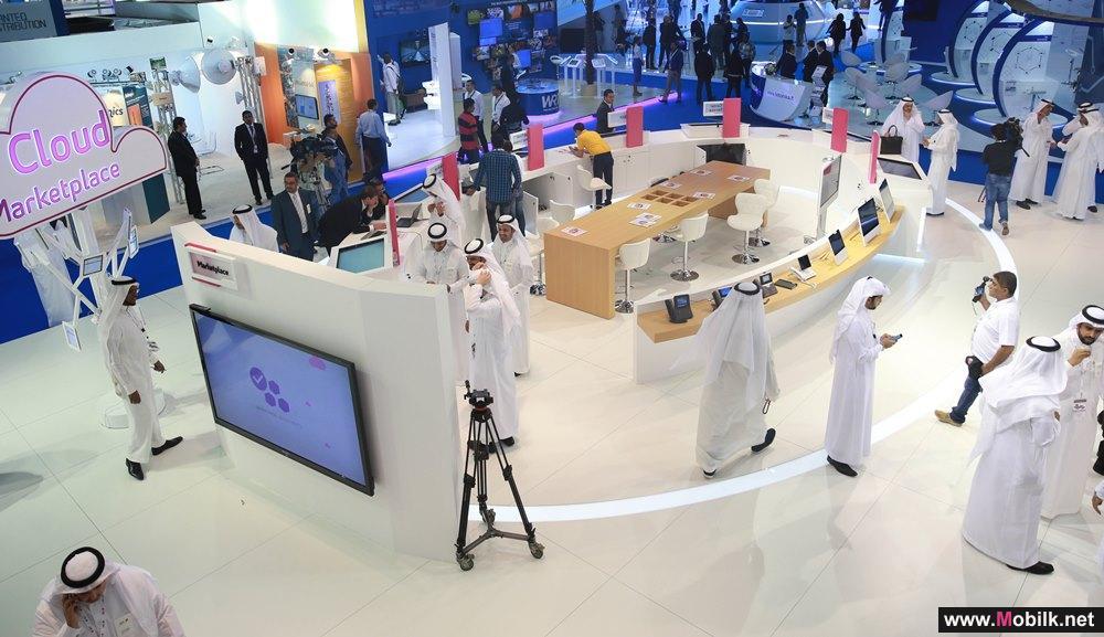 STC تدشن حضورها الواسع بالدورة 36 لجيتكس دبي بالتركيز على تطوير قطاع الأعمال