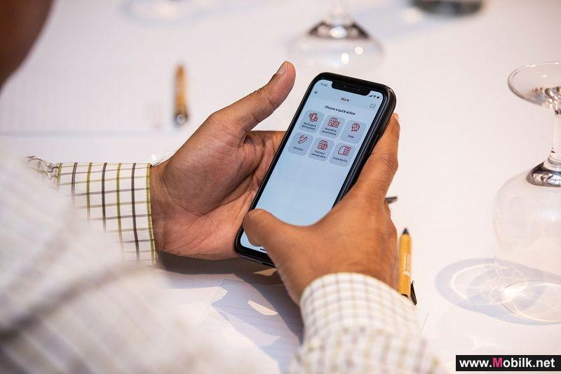 Ooredoo Showcases how its B2B App Can Streamline Corporate Customer Transactions