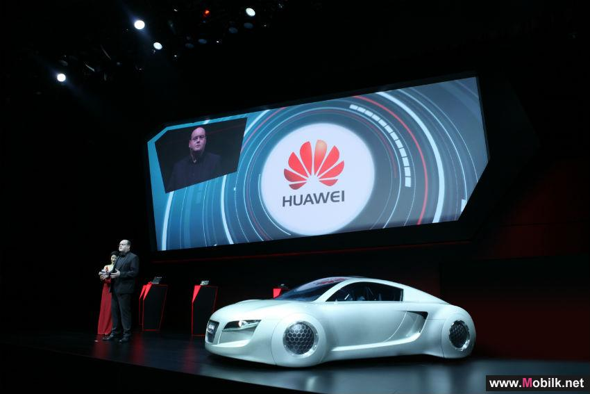Huawei Collaborates with Audi Group and Volkswagen to Explore Interconnected Car Technology