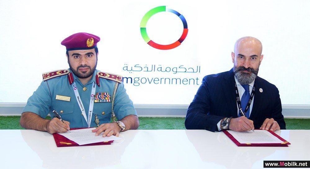 وزارة الداخلية الإماراتية تطبّق حلول سيسكو للتعاون عبر كافة عملياتها بالدولة