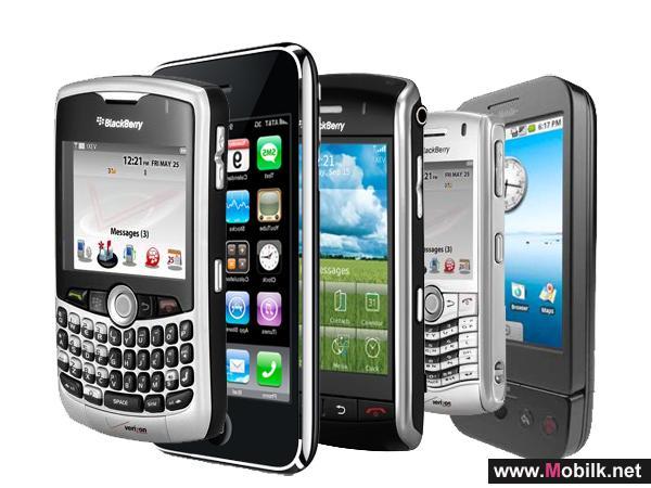 دراسة : مستخدمو الهواتف الذكية لا  يستخدمونها