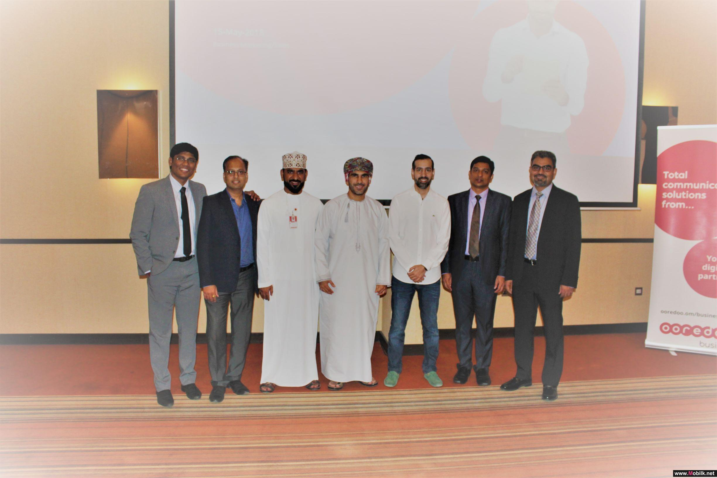 Ooredoo Keeps SMEs Connected and Showcases Tailor-Made Solutions at Suhar Event
