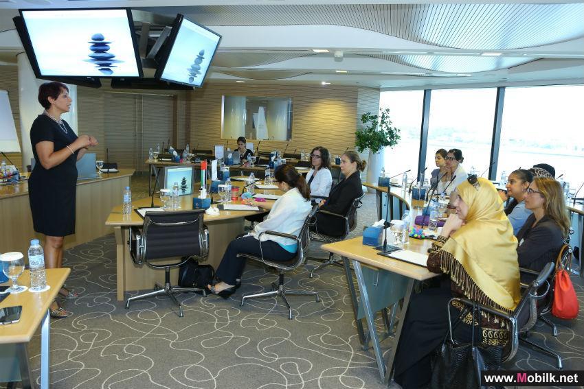 الاستفادة القصوى من الوقت الحالي موضوع النقاش في اللقاء الشهري لمجلس سيدات أعمال دبي