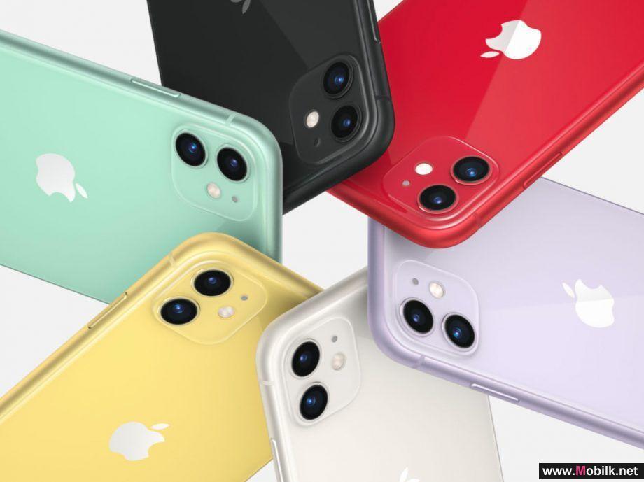 أبل تعلن رسميًا عن هاتف أيفون 11