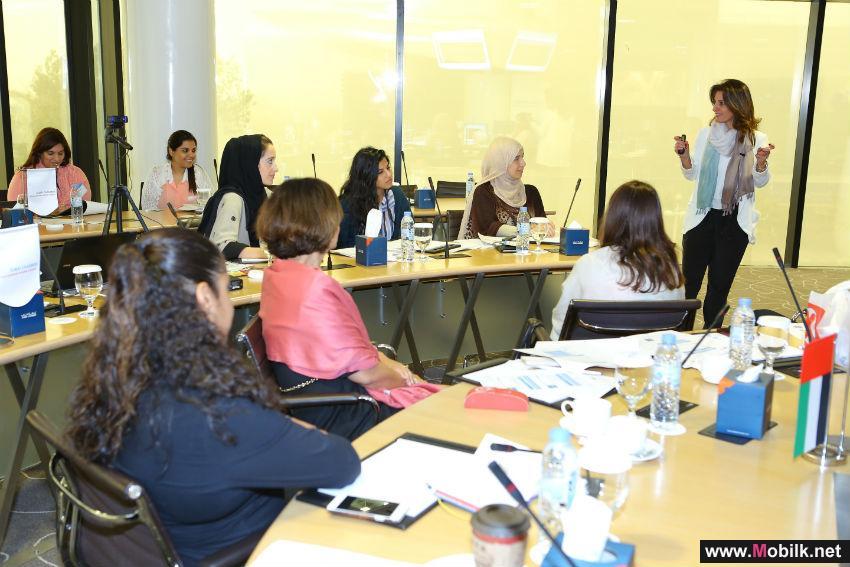 الكشف عن الرابط بين القيادة والذكاء العاطفي في مجلس سيدات أعمال دبي