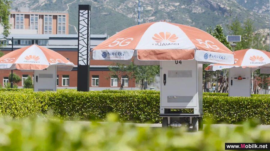 Huawei Achieves Top Performance during Second-Phase 5G Technology R&D Test