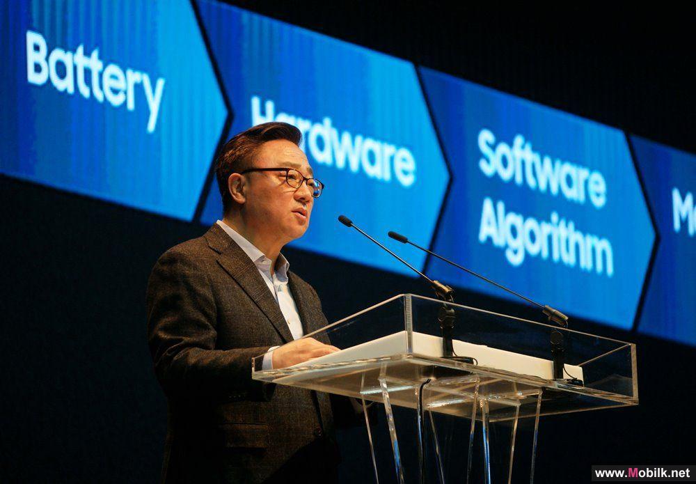 سامسونج للإلكترونيات تعلن عن أسباب حوادث هاتف Galaxy Note7  في مؤتمر صحفي