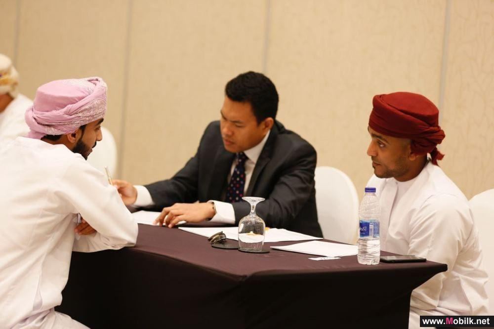 Ooredoo Hosts over 340 Omanis as Part of the National Employment Programme