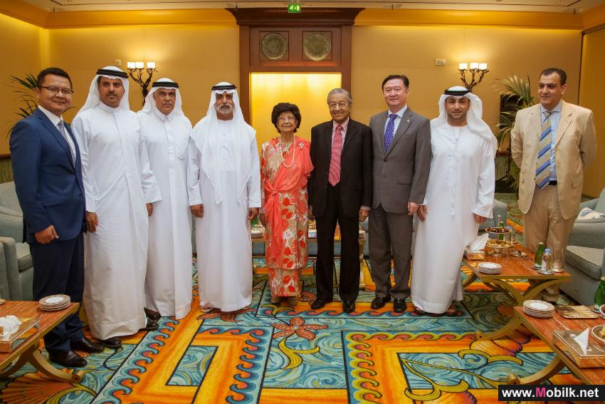 Huawei sees youth as key to the UAE's transformation to a knowledge-based economy