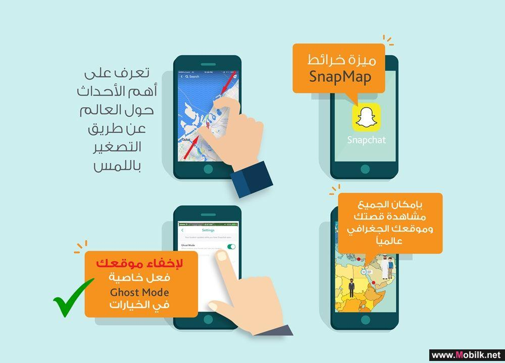 TRA Warns Against the Dangers of the New Update of Snapchat