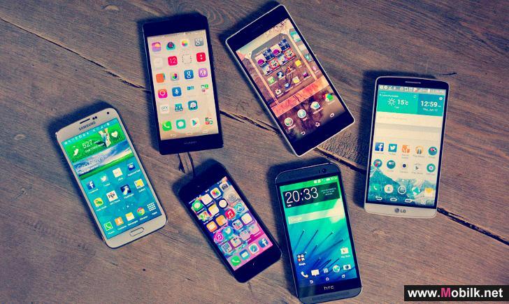 البريطانيون يفضلون دخول الإنترنت عبر الهواتف الذكية