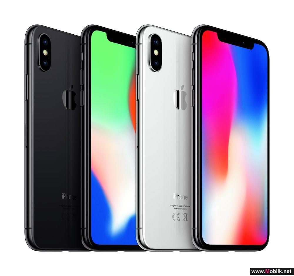دو توفر iPhone X لعملائها عبر دولة الإمارات مع باقة خدمات اتصال مميزة