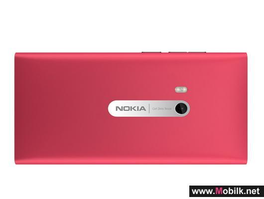 نوكيا تطلق هاتفها الأنيق نوكيا N9 في أسواق الشرق الأوسط