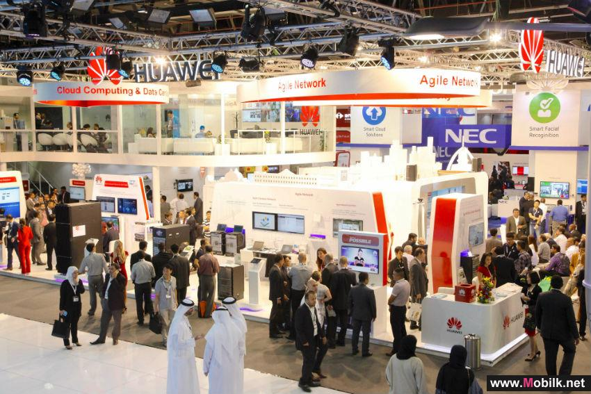 Huawei Outlines Latest Innovations to Build a Better Connected World at GITEX Technology Week 2015