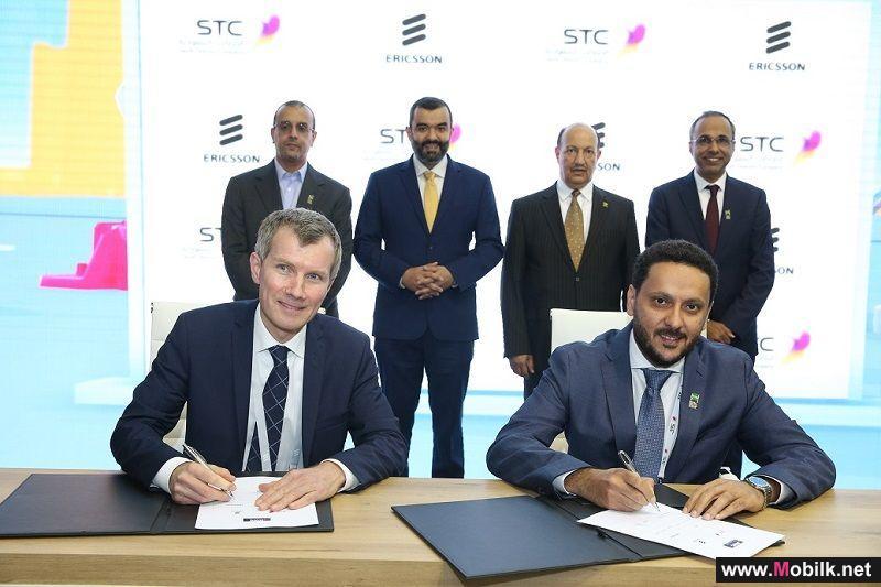 بحضور وزير الاتصالات: STC توقع في برشلونة اتفاقيات كبرى مع اريكسون وهواوي ونوكيا لنشر الجيل الخامس