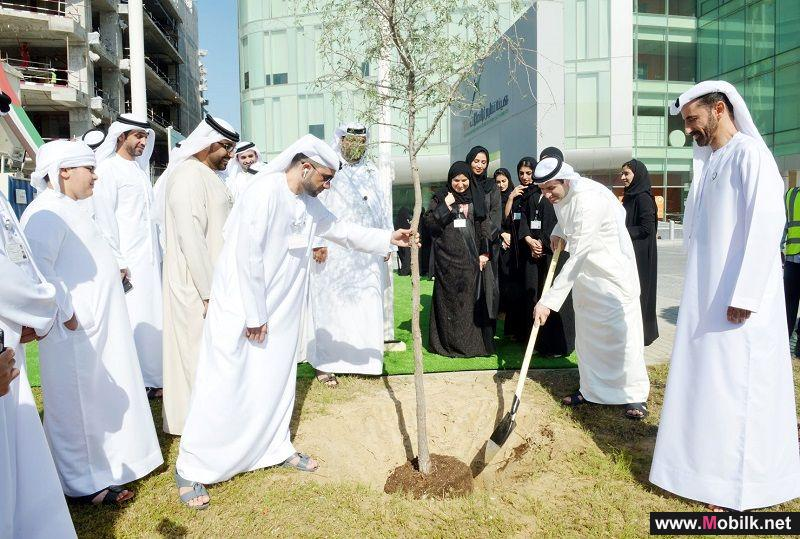 TRA Plants a Ghaf tree on its Main Entrance