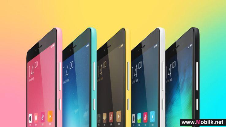 شيومي تطلق الهاتفين Redmi Note 2/Prime