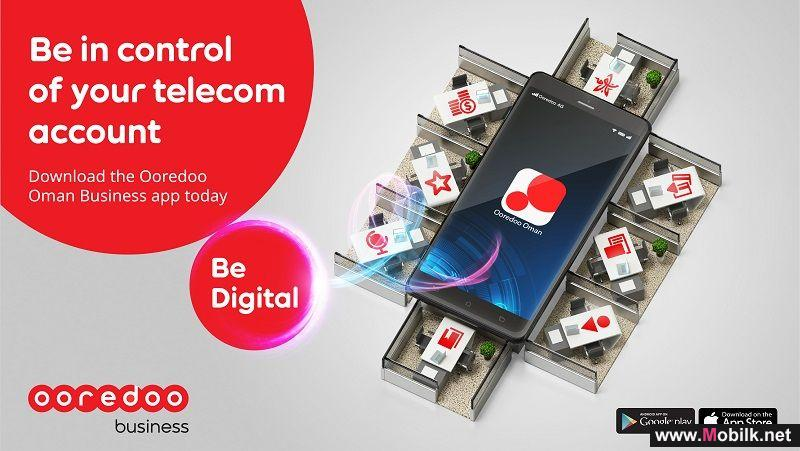 Doing Business from Home Easier than Ever with Ooredoo's B2B App