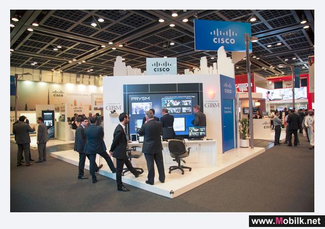 Cisco to Demonstrate How Digital Business Transformation will deliver Secure IoE Strategies to Drive Smart City Implementation at GITEX Technology Week 2015