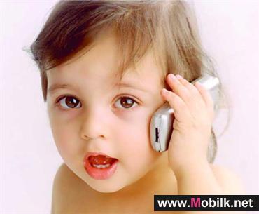 الهاتف النقال أخطر على الأطفال