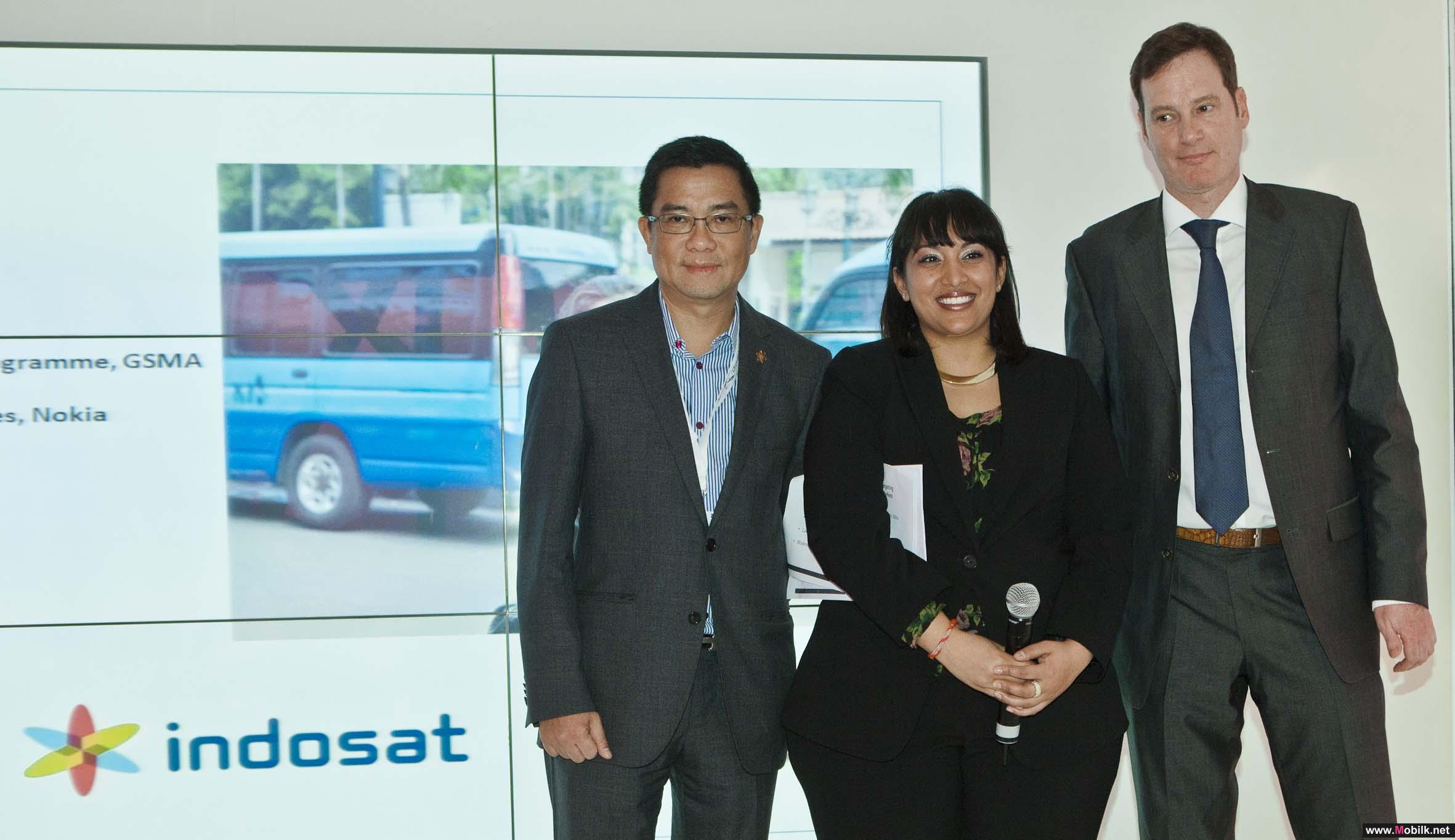 Indosat announces collaboration with Nokia as part of the GSMA mWomen Programme