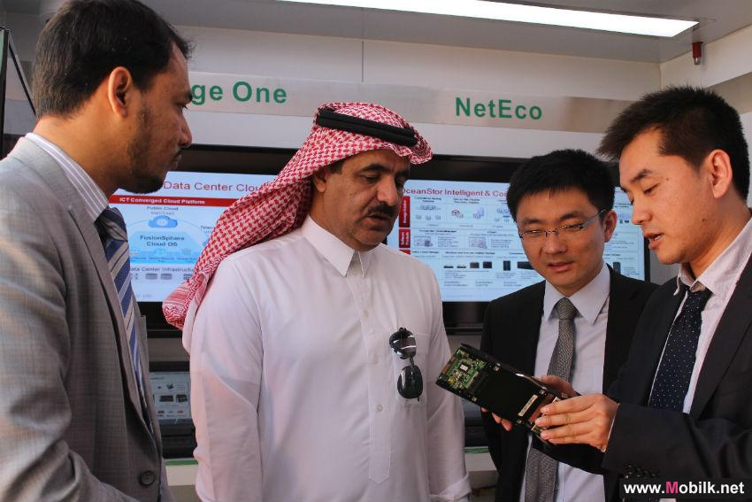 Huawei Demonstrates the Power of a Knowledge Economy with Smart Education in KSA
