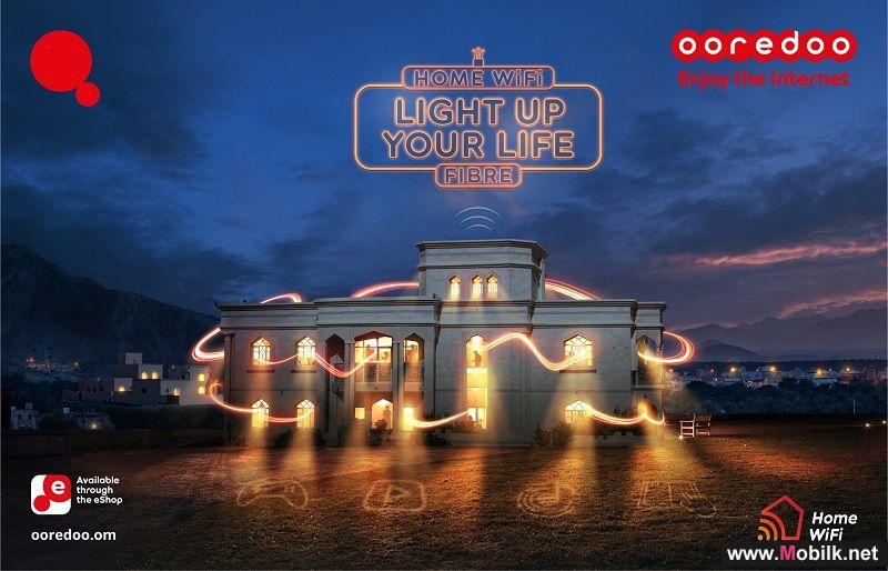 From Buraimi to Salalah, Ooredoo Adds Five New Locations to its Fibre Home WiFi Network