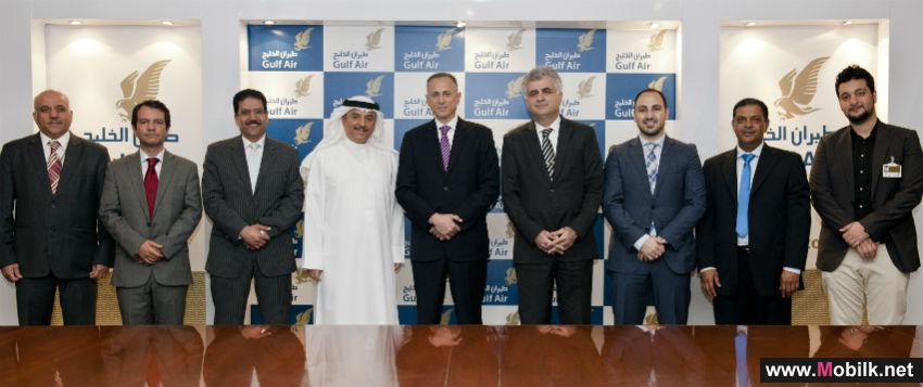 HP and Gulf Air Take-Off to the Cloud