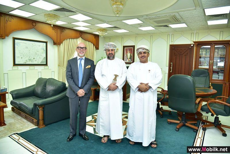 Ooredoo CEO Visit to Dhofar Sets Future Growth Plans in Motion