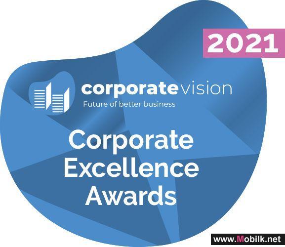 Ooredoo  تحصد لقب 'أفضل شركة اتصالات في عُمان' ضمن حفل توزيع جوائز التميز المؤسسي لعام 2021