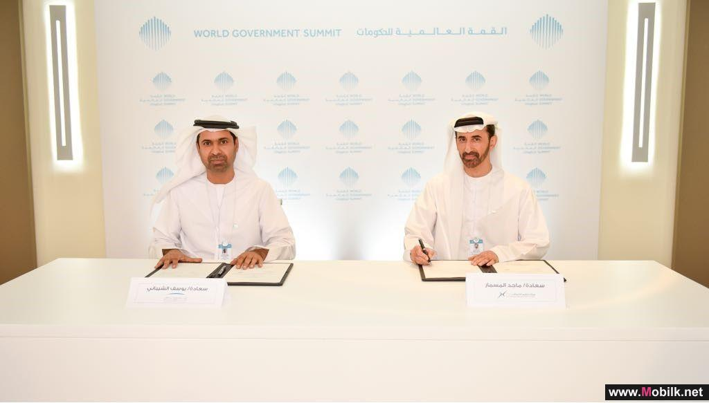 TRA Signs a Cooperation Agreement with Mohammed Bin Rashid Space Centre
