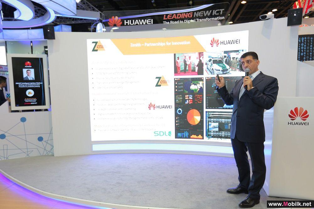 Huawei takes lead on region's public safety innovation through OpenLab