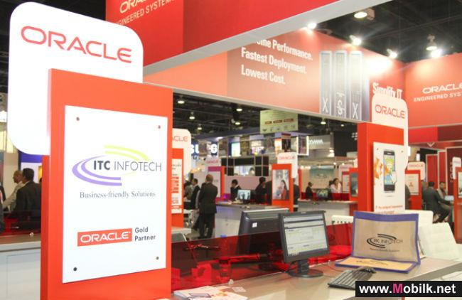 Rapid Uptake Of Cloud Software In The Middle East Drives Oracle Presence At GITEX