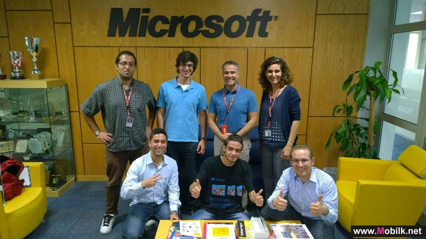 Microsoft Innovation Center Provides 33 Students with Opportunity to Unleash Creativity