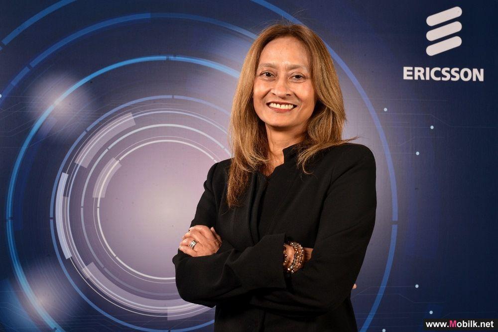 شركة إريكسون نموذج لنجاح المرأة في مجال الإتصالات