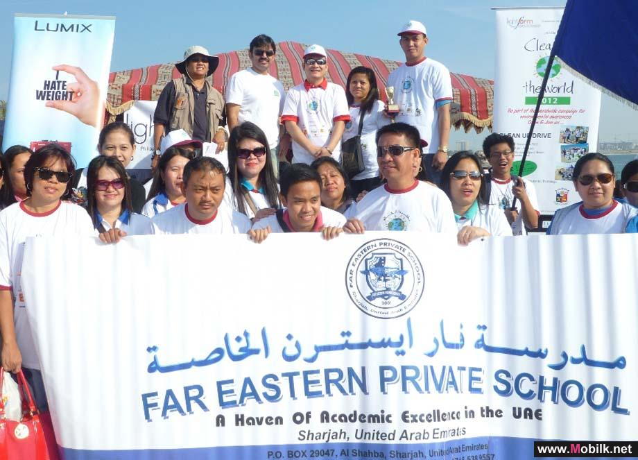 Panasonic Employees Volunteer for 11th Edition  of Clean-up Drive