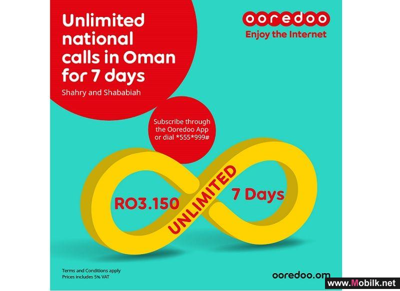 Cure Curfew Blues with Ooredoo's Unlimited Voice Plan