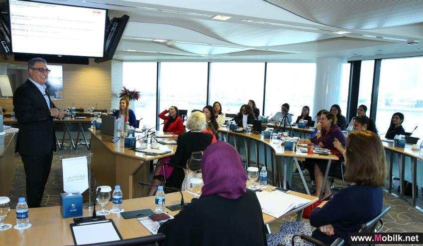 مجلس سيدات أعمال دبي يناقش كيفية بناء تجربة مميزة للعملاء  خلال لقاء التواصل لشهر أبريل