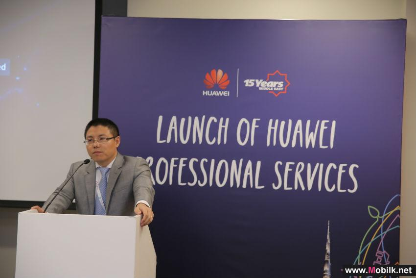 Huawei Extends Professional Services Offerings to Enterprises across the Middle East