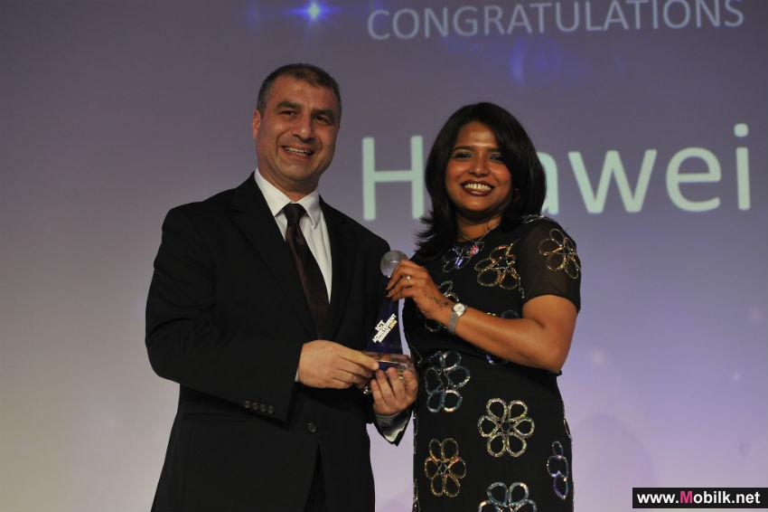 Huawei Recognized for Leadership in Middle East ICT Industry