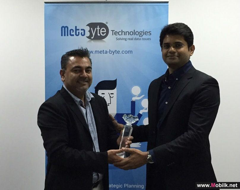 Meta Byte wins MetricStream Regional Partner of the Year Award