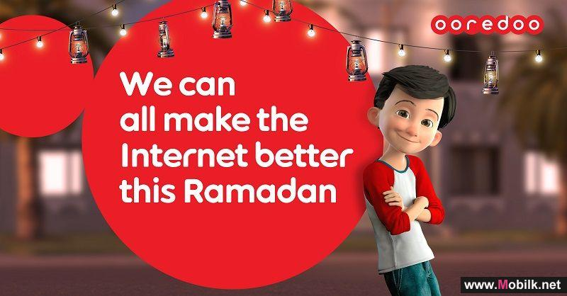 Ooredoo Campaigns for Internet Safety and Cyberbullying Awareness