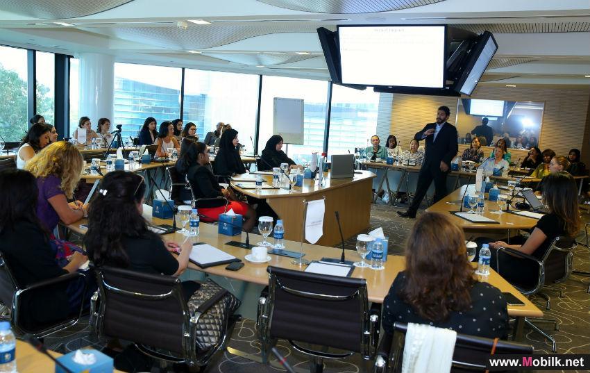 مجلس سيدات أعمال دبي يبحث طرق تعزيز تأثير الشركات في المجتمع من خلال الابتكار