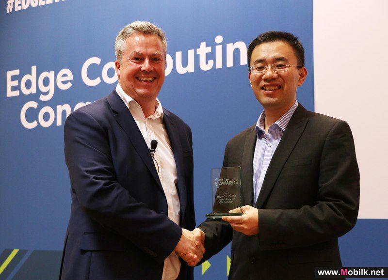 Huawei MEC Solution Wins