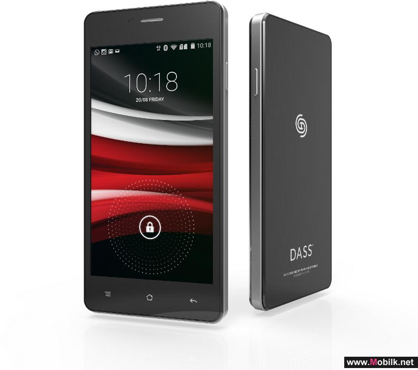 "UAE based ""Premium Electronics"" Launch the new smartphone ""DASS H-ONE"""